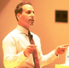 Justin Paperny's First Lecture Following His Release From Taft Federal Prison Camp